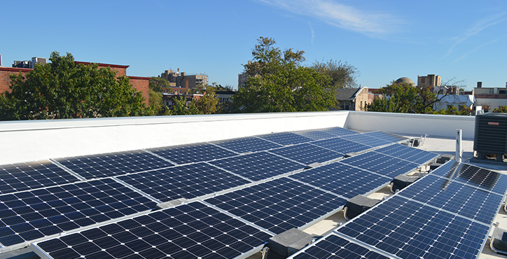 Setting a new standard for multifamily solar energy